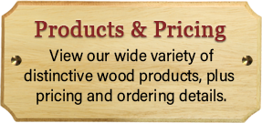 Products & Pricing